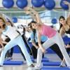 Женский фитнес. (4 фото)