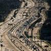 I–10 Katy Freeway, самая широкая автострада в мире. Хьюстон, Техас.