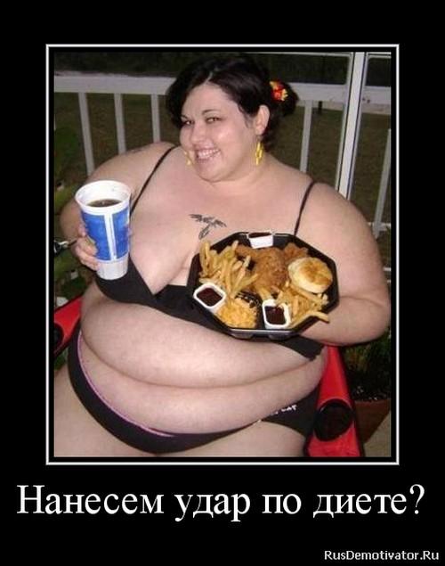 выпадает демотиваторы про толстушек фото основана действии