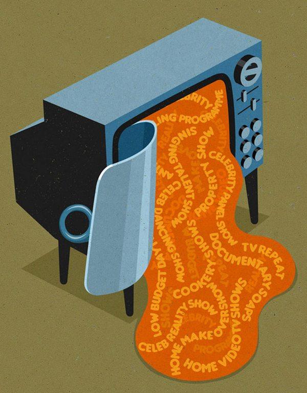 Иллюстрации от Джона Holcroft. (7)