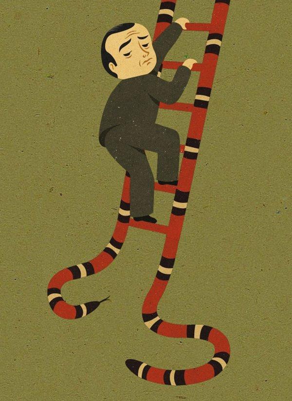 Иллюстрации от Джона Holcroft. (9)