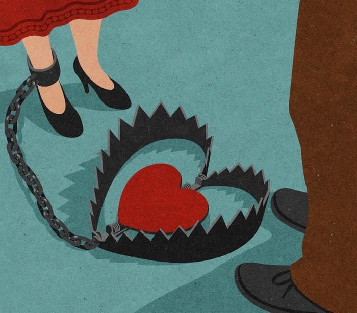 Иллюстрации от Джона Holcroft (14)