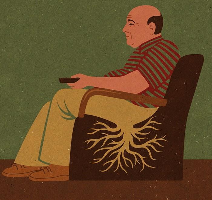 Иллюстрации от Джона Holcroft (13)