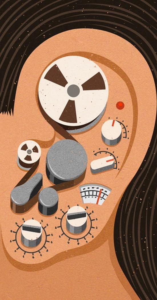 Иллюстрации от Джона Holcroft (18)