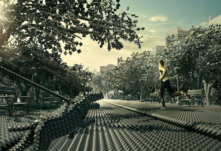 Фотоманипуляции от креативной студии Carioca. (13)
