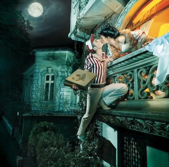 Фотоманипуляции от креативной студии Carioca. (10)