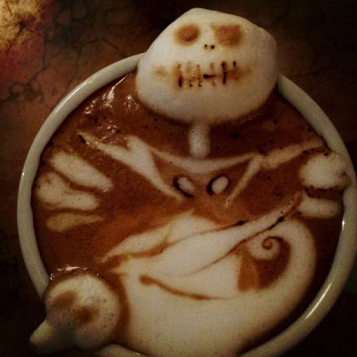 3D Latte Art (12)