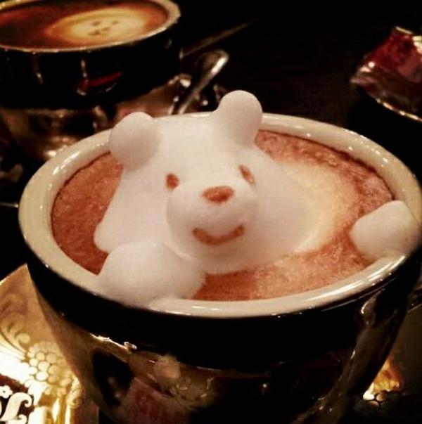 3D Latte Art (14)