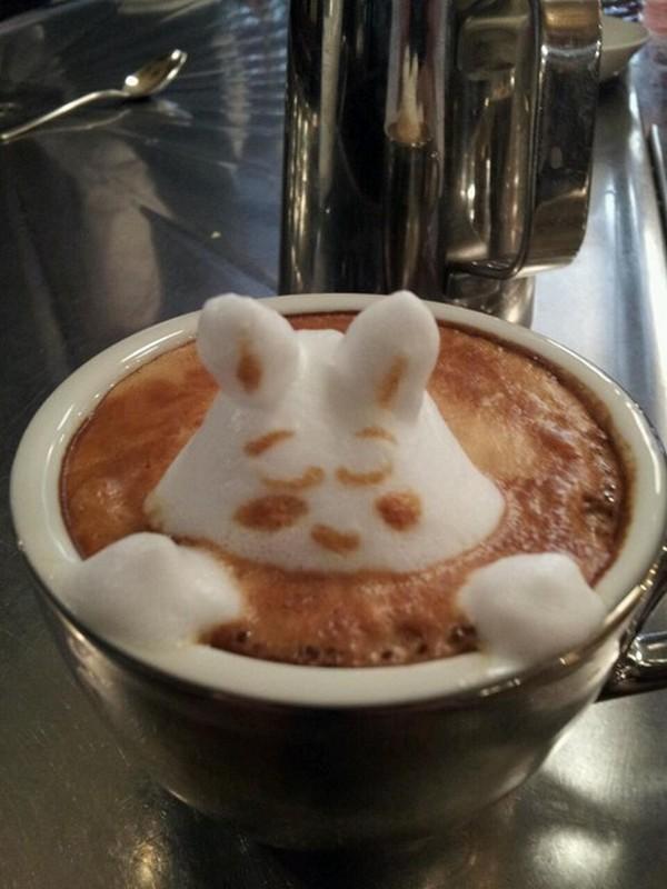 3D Latte Art (15)