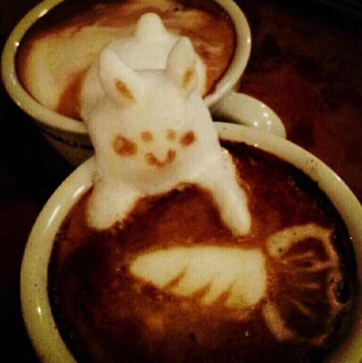 3D Latte Art (7)