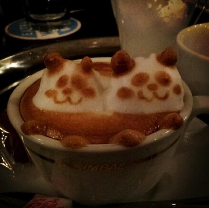 3D Latte Art (9)