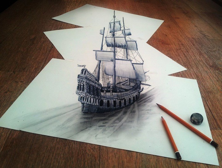 3D рисунки (1)