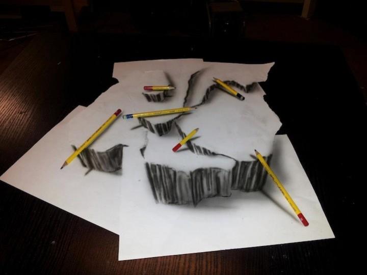 3D рисунки (3)