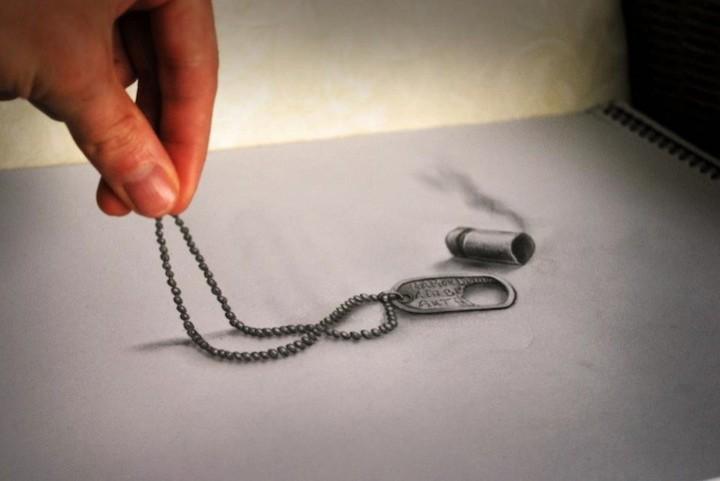 3D рисунки (8)