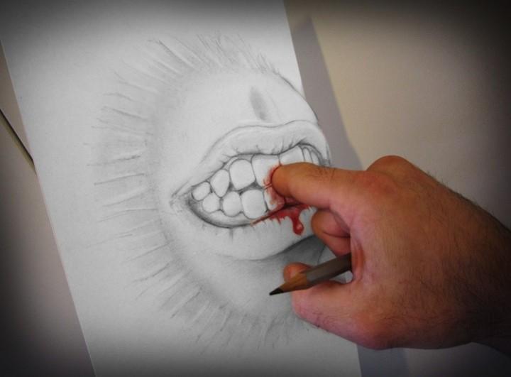 Восхитительные 3d рисунки от Алессандро Diddi (8)