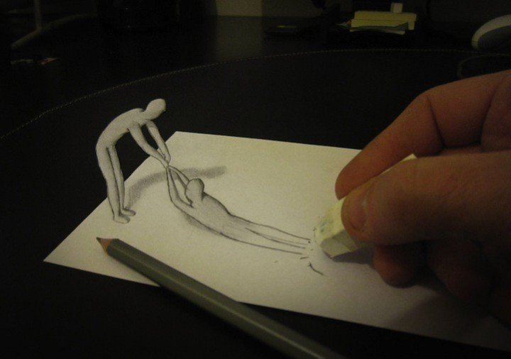 Восхитительные 3d рисунки от Алессандро Diddi (4)