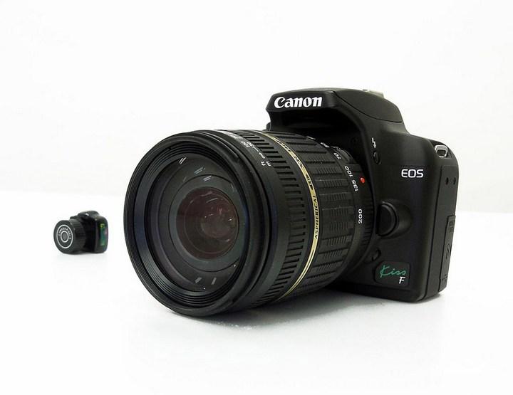 Самый маленький фотоаппарат в мире (10)