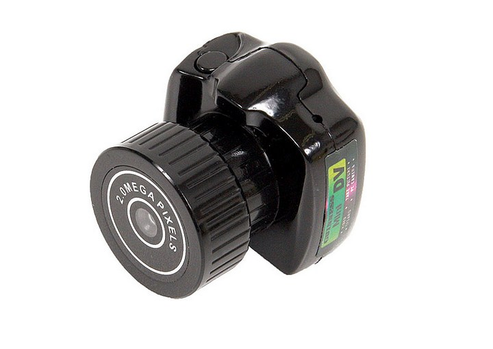 Самый маленький фотоаппарат в мире (2)