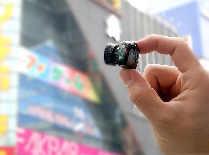 Самый маленький фотоаппарат в мире (6)
