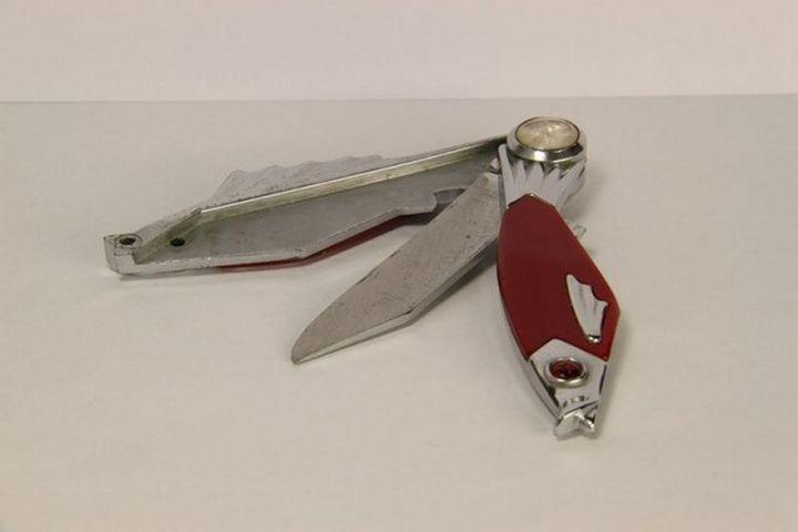 фото, ностальгия, СССР, перочинные ножи (12)