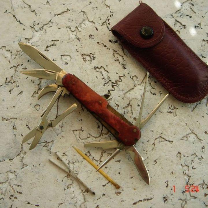 фото, ностальгия, СССР, перочинные ножи (4)