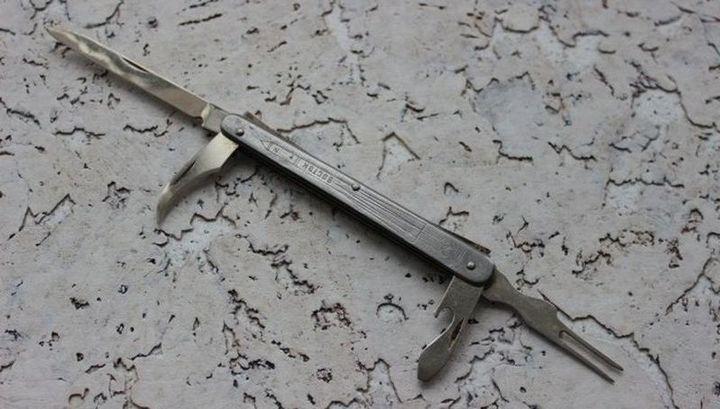 фото, ностальгия, СССР, перочинные ножи (5)