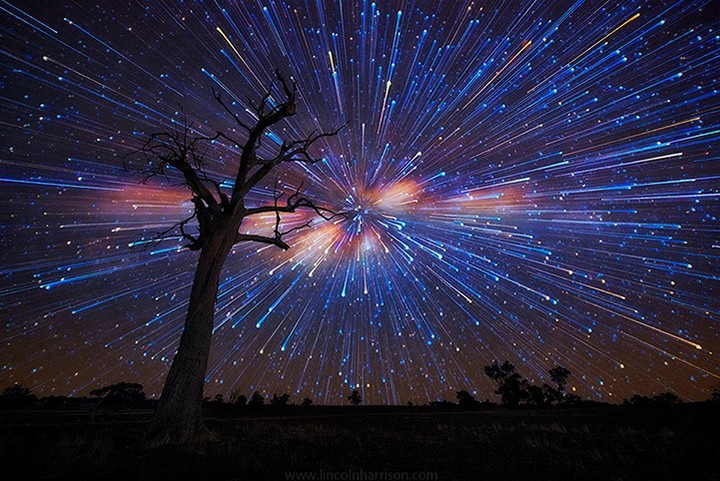 Звездные пейзажи от профессионального фотографа Линкольна Харрисона (2)