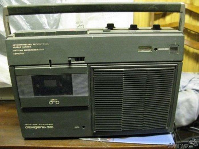 фото, ностальгия, СССР, магнитофоны (3)