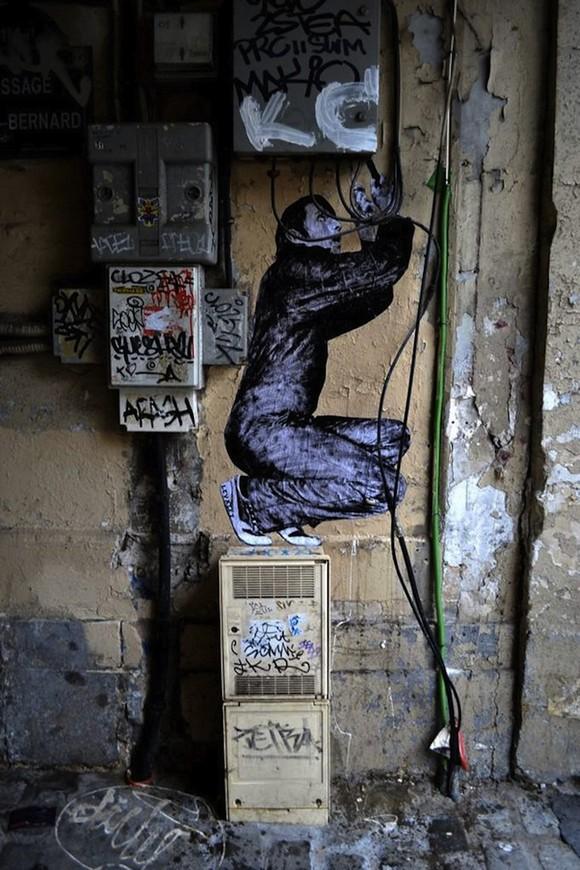 креатив, стрит - арт (5)