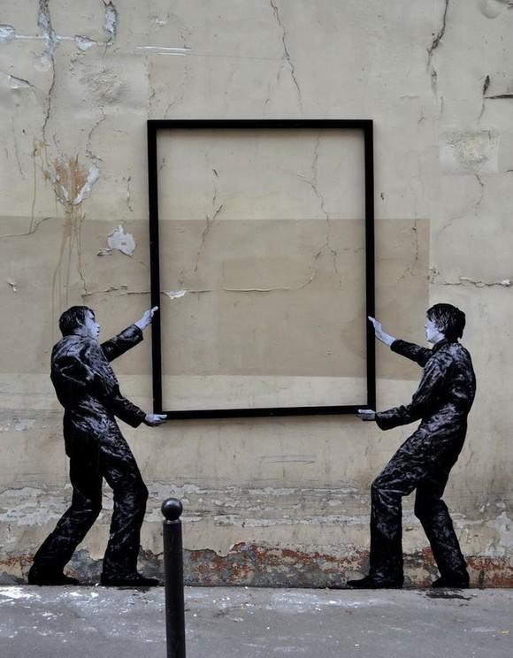 креатив, стрит - арт (9)