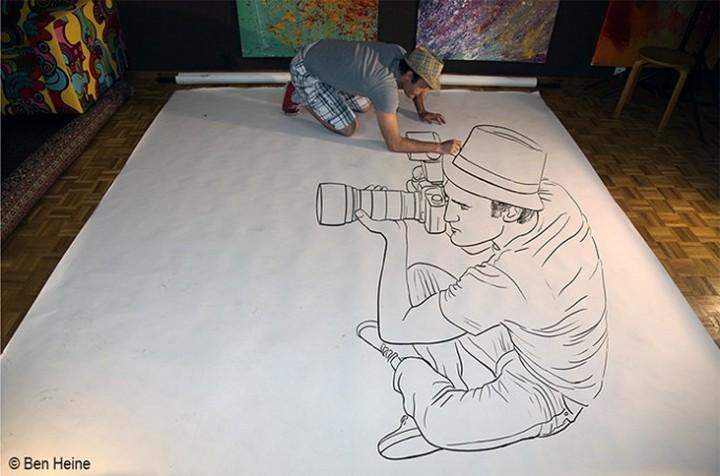 фото, креатив, необычное, 3d рисунки (7)