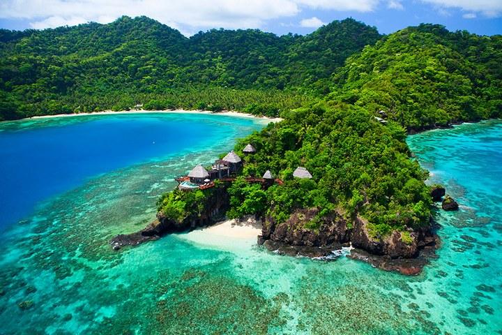 Laucala — потрясающий отель на острове Фиджи (1)