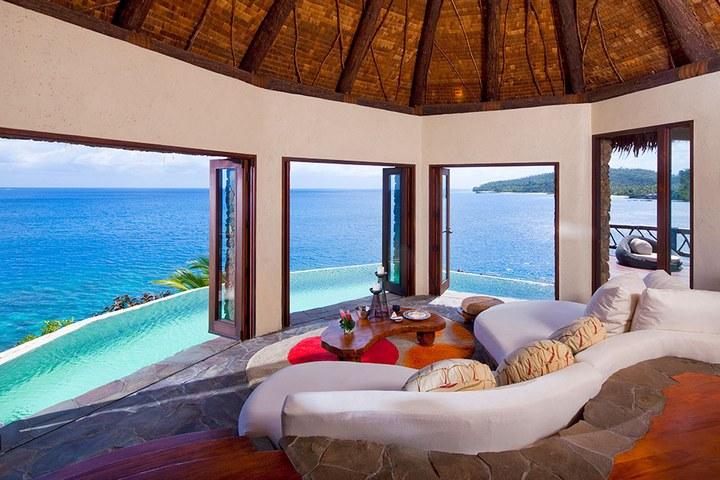 Laucala — потрясающий отель на острове Фиджи (2)