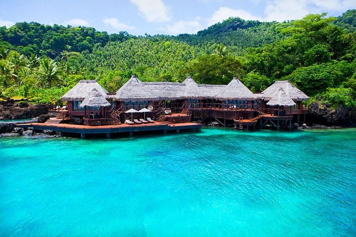 Laucala — потрясающий отель на острове Фиджи (7)