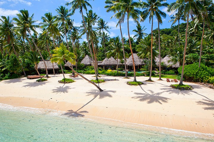 Laucala — потрясающий отель на острове Фиджи (10)