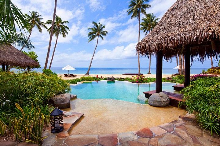 Laucala — потрясающий отель на острове Фиджи (11)