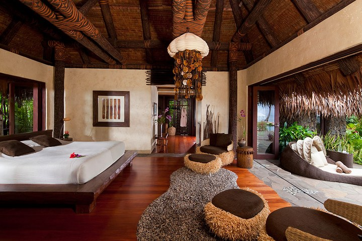 Laucala — потрясающий отель на острове Фиджи (26)