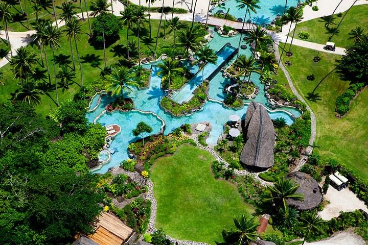 Laucala — потрясающий отель на острове Фиджи (34)