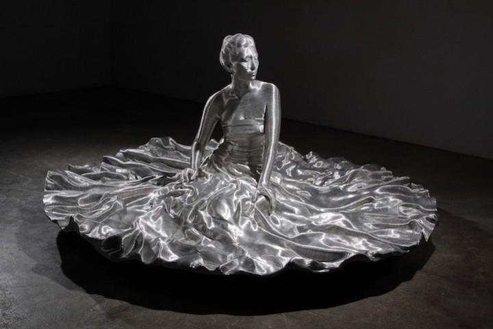 фото, креатив, необычные скульптуры из проволоки (1)