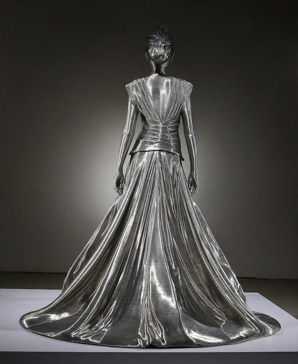 фото, креатив, необычные скульптуры из проволоки (9)
