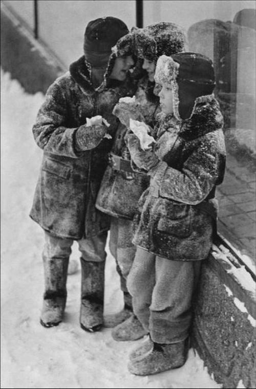 фото, СССР, ностальгия, дети (6)