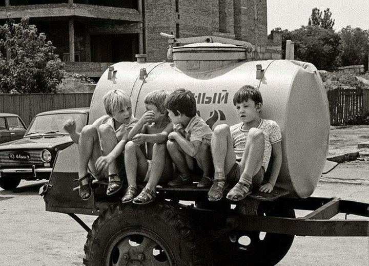 фото, СССР, ностальгия, дети (1)