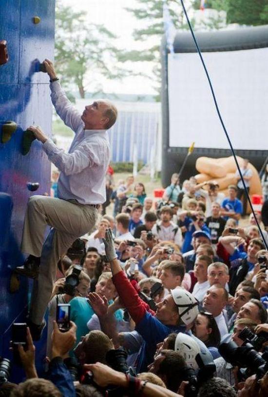 Фото, прикольные фото политиков (14)