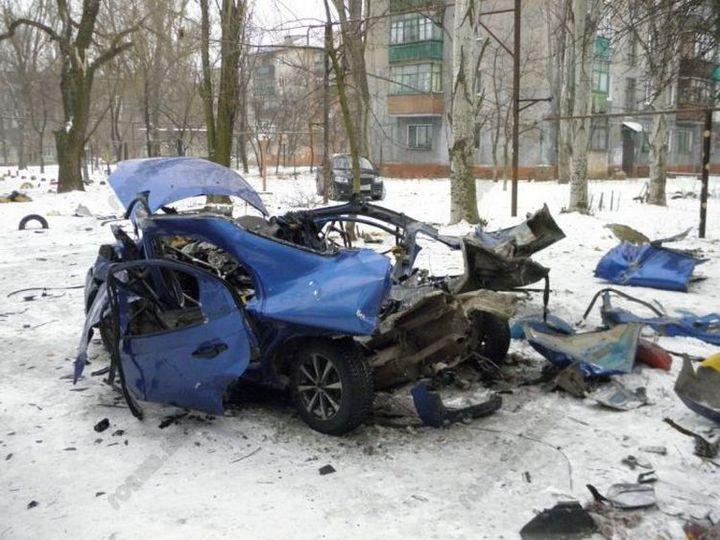 фото, авто, взрыв баллона с метаном (5)