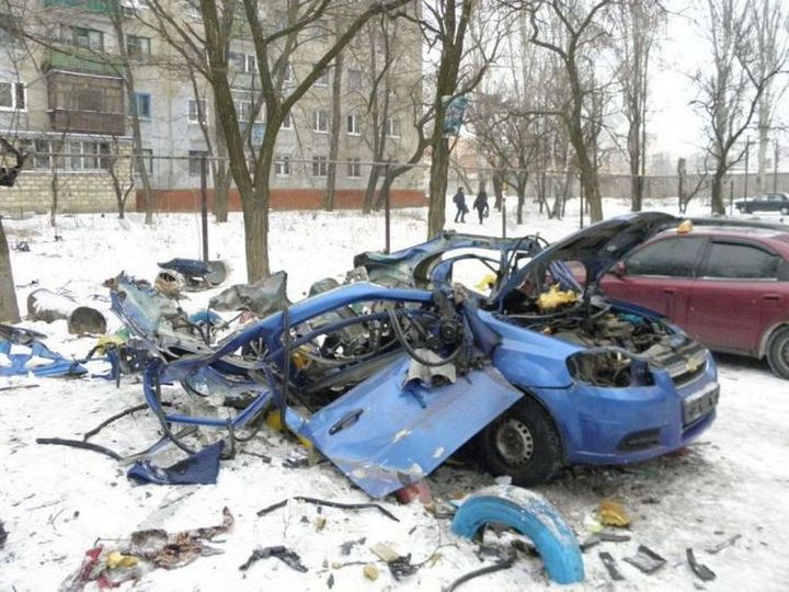 фото, авто, взрыв баллона с метаном (7)