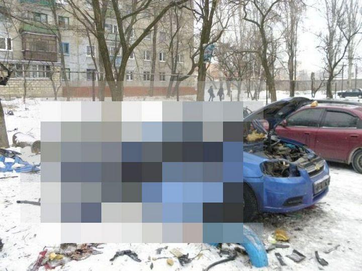 фото, авто, взрыв баллона с метаном (1)