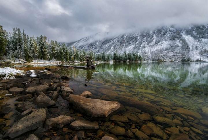 фото, природа, красивые фото природы, фотопейзажи, зима (8)