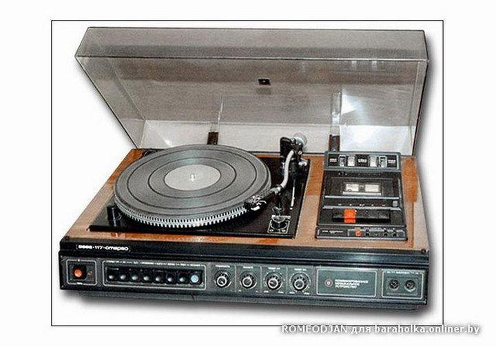 фото, ностальгия, СССР, магнитофоны (5)