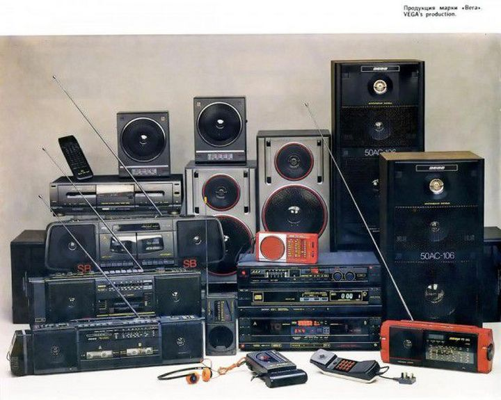 фото, ностальгия, СССР, магнитофоны (1)