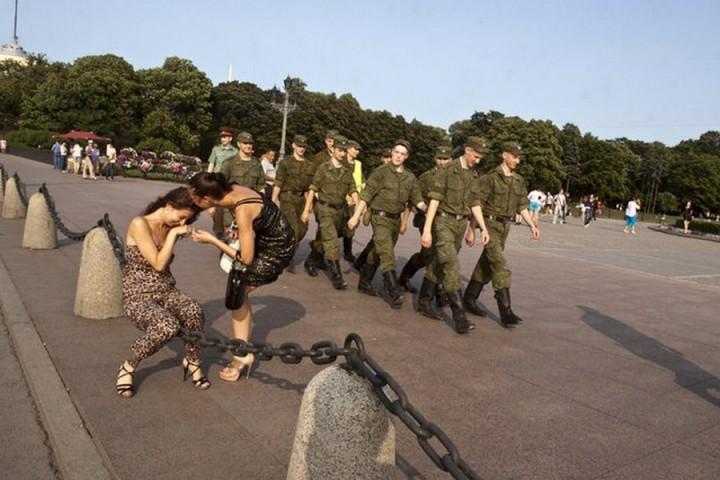 фото, ностальгия, повседневная жизнь в Санкт-Петербурге, города, люди (11)
